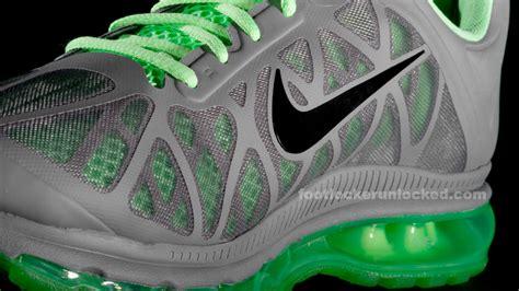 Nike Air Max 2011 Cool Grey/neon Green
