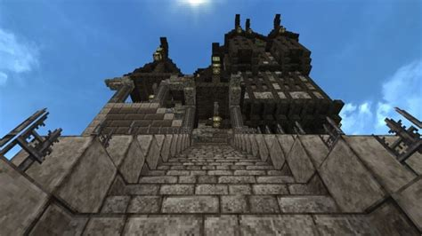 viking castle minecraft building