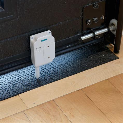 garage door sensors wireless garage door sensor ideal security inc
