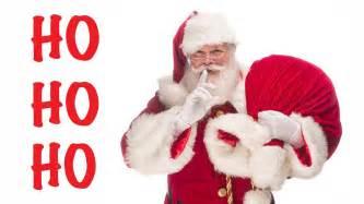 santa claus meet santa ho ho ho merry christmas youtube