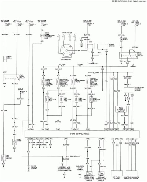 isuzu d max trailer wiring diagram trailer wiring diagram