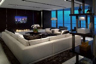 regalia model contemporary living room miami