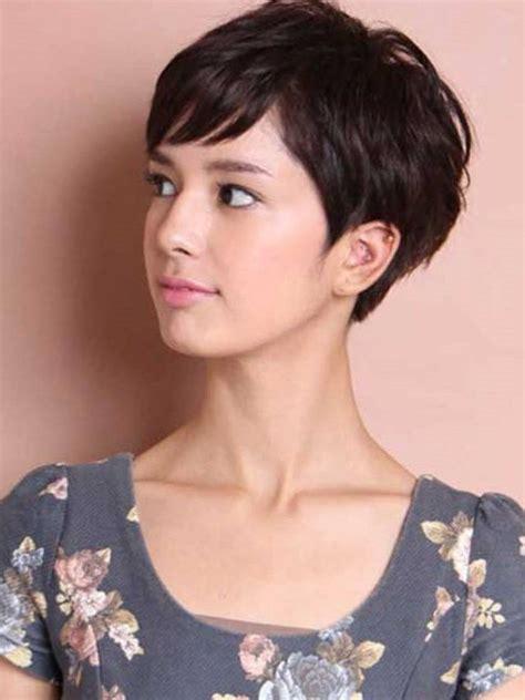 coupe de cheveux court g 233 nial image de coupe cheveux court effil 233 femme sur coupe