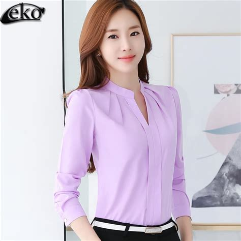 blusas  fashion elegant blouses womens shirt ol