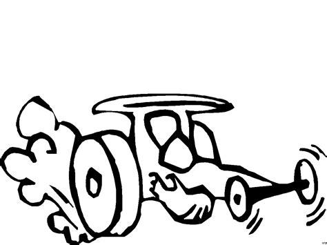 schnelles rennauto ausmalbild malvorlage comics