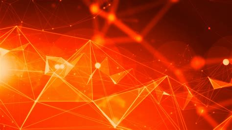Abstract Orange Wallpaper 4k by 4k Technology Abstract Animation Background Seamless Loop
