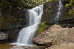 Cedar Rock Falls Nc - Pisgah National Forest