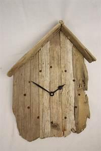 Uhren Aus Holz : treibholz deko treibholz engel schwemmholz dekoration treibholz deko ~ Whattoseeinmadrid.com Haus und Dekorationen
