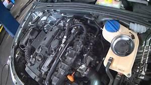 Audi B7  Bwt 2 0lt Timing Belt  U0026 Water Pump Removal