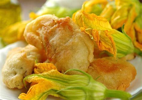 petits beignets de fleurs de courgette aux fourneaux