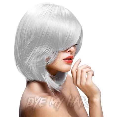 Directions White Semi Permanent Hair Dye La Riche Colour