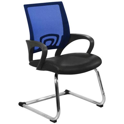 Blue Office Chair As Nice Office Interiors