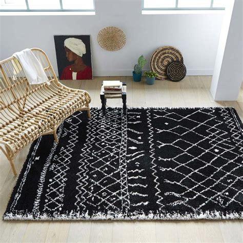 idees deco de tapis berbere