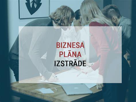 Biznesa plāna izstrāde   PMF Group