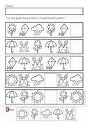 Free Printable Halloween Math Worksheet For Kids Crafts Kindergarten Patterns Printable Worksheets Mapping And Directions Worksheets Free Printables Circle Up Patterns 1 Worksheet