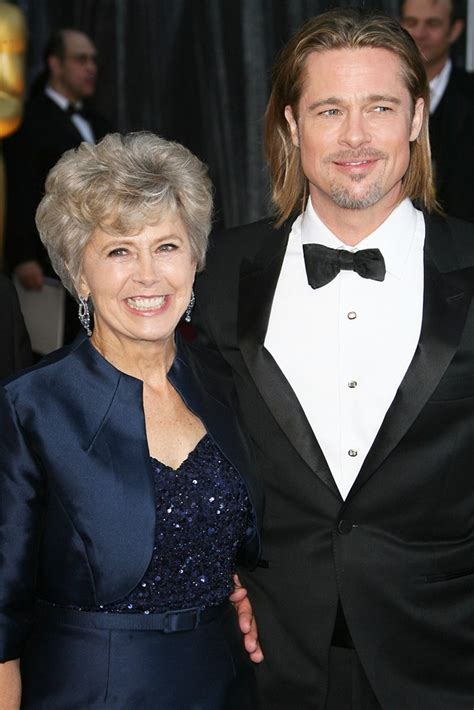 Brad Pitts Mother Slams Obama Over Gay Marriage And