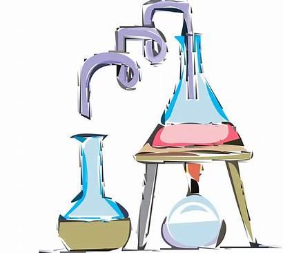 Chemistry Experiment Clipart Vector Science Water Cliparts