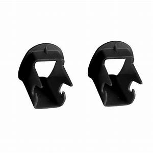 1 Pair Car Baby Seat Isofix Latch Belt Connector Guide