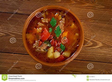cuisine allemand eintopf plat allemand traditionnel de cuisine photographie stock libre de droits image