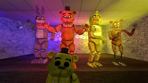 Five Nights At Freddy S Animated Wallpaper - five nights at freddys wallpapers 80 images
