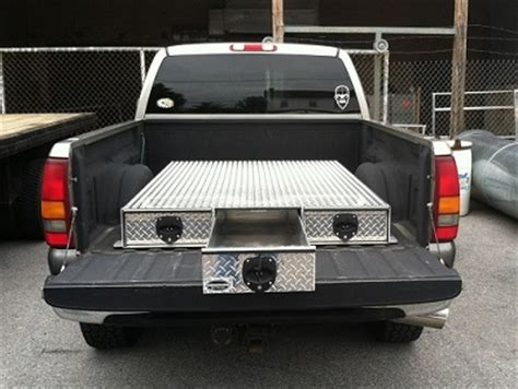 truck bed drawers bb66 3lp series truck bed tool box 3 drawer 65 quot l x 48 quot w