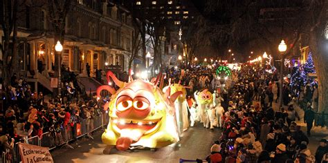 Seeking out Bonhomme at the Québec Winter Carnival | slice.ca
