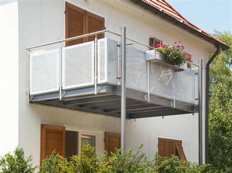 balkon aus aluminium balkon aus aluminium oder stahl möbel inspiration und innenraum ideen
