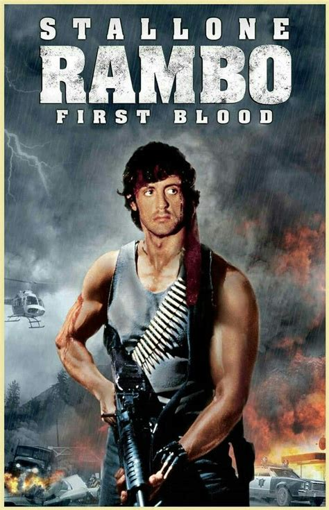 rambo  blood favorite movies   action