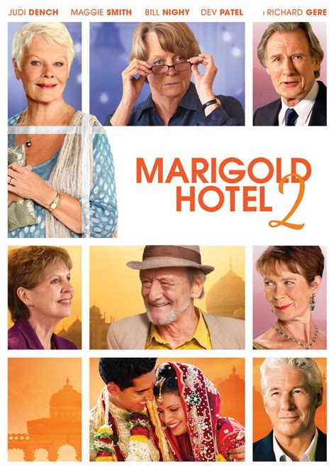 Best Marigold Hotel 2 by Marigold Hotel 2 The Second Best Marigold Hotel 2015