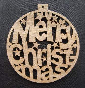 laser cut christmas decoration kayland