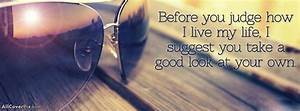 Best Life Quote Facebook Cover Photos