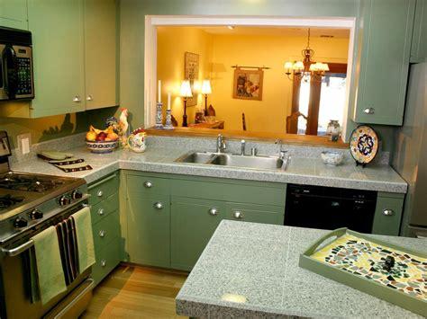 tile kitchen countertops pictures ideas  hgtv hgtv