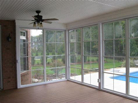 deck enclosure plans images large screened porch