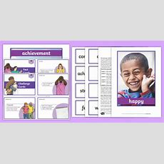 * New * Pshe And Citizenship  Y3 Be Yourself  Additional Resources