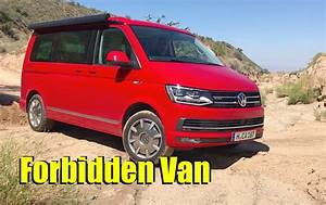 Van Volkswagen California : forbidden van we go on a vw california awd camper adventure video the fast lane truck ~ Gottalentnigeria.com Avis de Voitures
