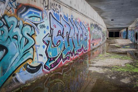Graffiti Orange : A Graffiti Covered Tunnel In Irvine You Probably Don't