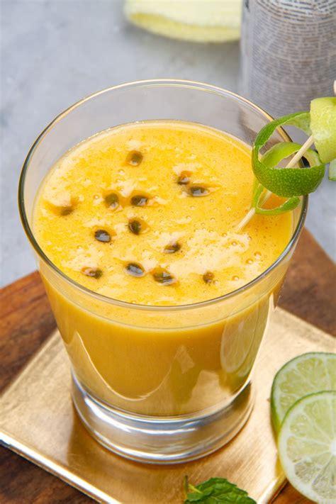 Maracuyá Sour - Passion Fruit Pisco Cocktail - Eat Peru