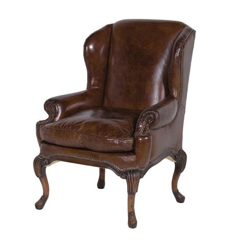 Distressed Leather Armchair by Vintage Leather Armchair Distressed