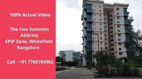 summits address epip zone whitefield bangalore