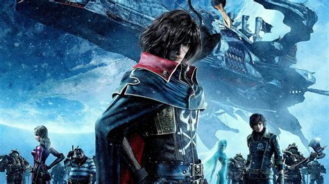 Anime Pirate Wallpaper - 2 space pirate captain harlock hd wallpapers backgrounds