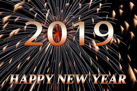 {*best*} Happy New Year 2019 Gif Animated 3d Images