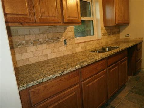 kitchen tile backsplash ideas with granite countertops