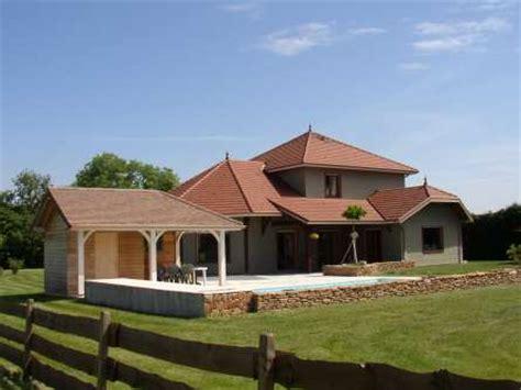 maisons bois construction en is 232 re 38 construire sa maison bois en is 232 re