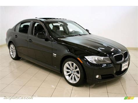 328xi Bmw by 2009 Bmw 3 Series 328xi Sedan In Jet Black 452111 Jax