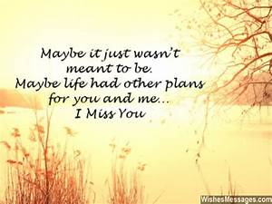 I Miss You Messages for Friends: Missing You Quotes ...