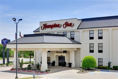 Hampton Inn Weatherford (texas)