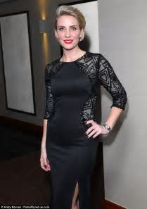 Claire Richards looks sensational with husband Reece Hill