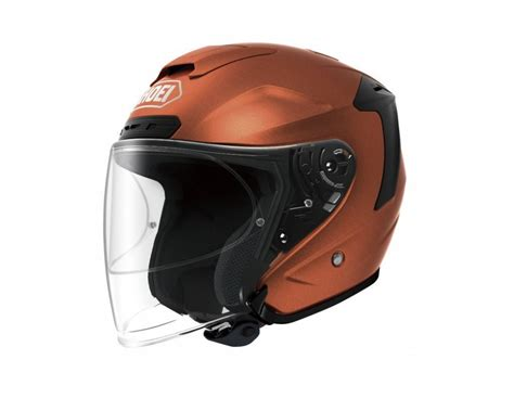 Shoei Motorcycle Helmet J-force4 Open-face Type New F/s