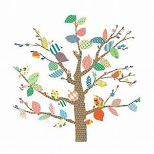 Stickers Arbre Photo : sticker arbre motif mimilou kidzcorner ~ Teatrodelosmanantiales.com Idées de Décoration