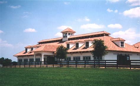 horse barn Florida Archives - Blackburn Architects, P.C